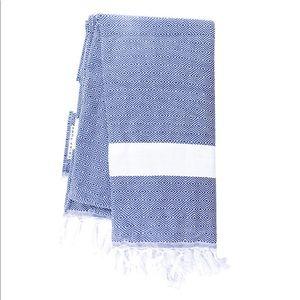 Trina Turk Turkish Towel with Fringe Trim NEW